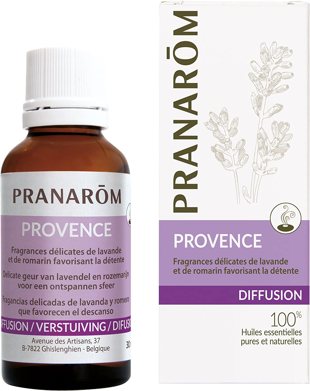 Pranarôm Diffusion Provence Aceite Corporal - 30 ml: Amazon.es ...