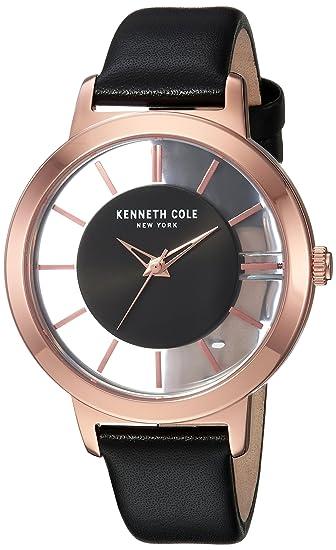 8c77e694345 Kenneth Cole New York KC15172004 Reloj Análogo para Mujer