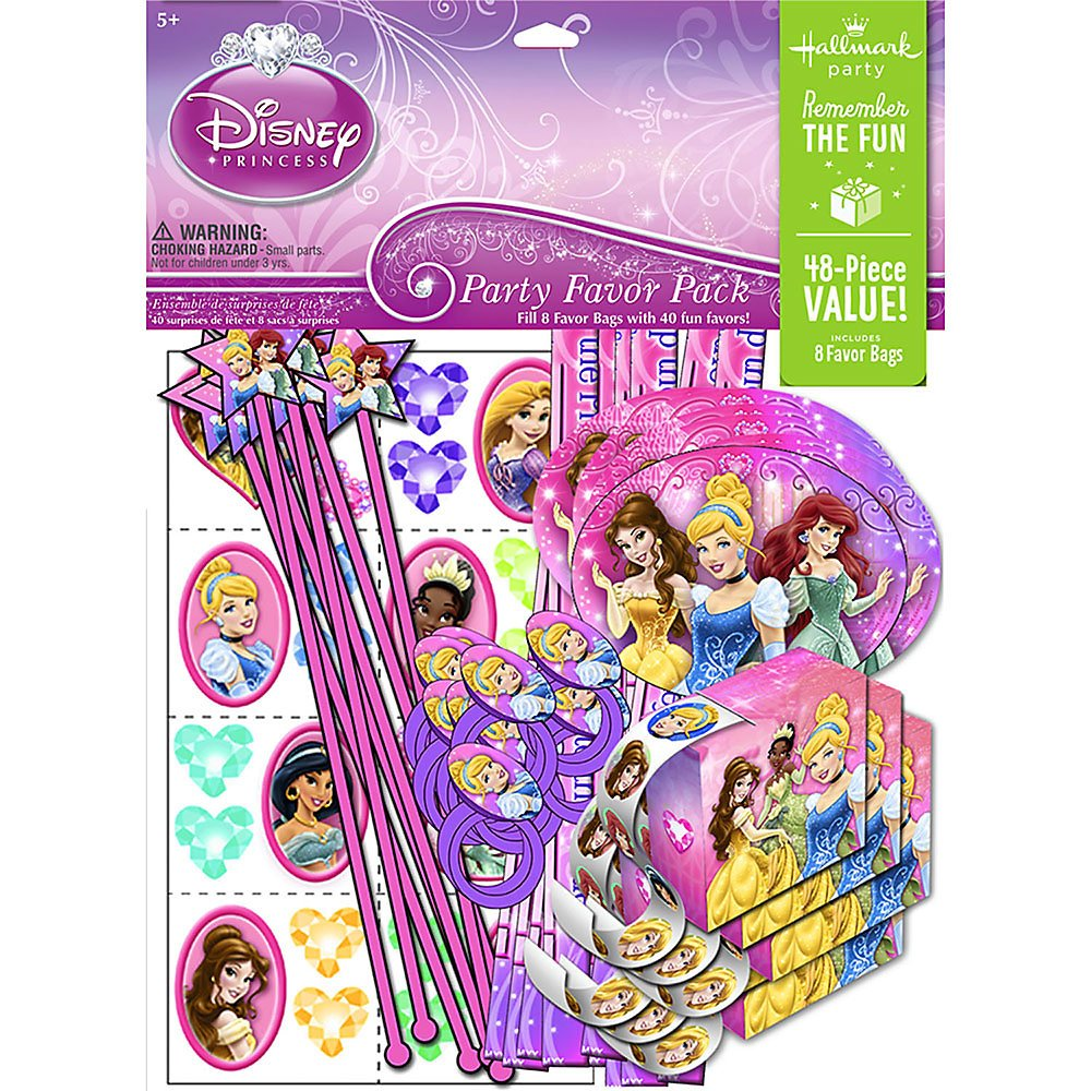 Disney Princess Dream Party - Party Favor Value Pack