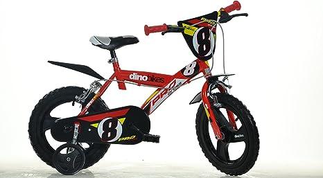 DINO Sport Bikes 143 GLN 14 pulgadas, Bicicleta de niño, Kidsbike ...