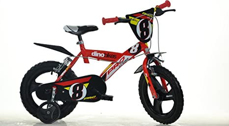 DINO Sport Bikes 163 GLN 16 pouce, Bicicleta de niño, Kidsbike ...