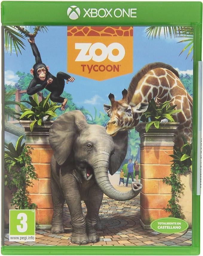 Zoo Tycoon - Edición Actualizada: Amazon.es: Videojuegos