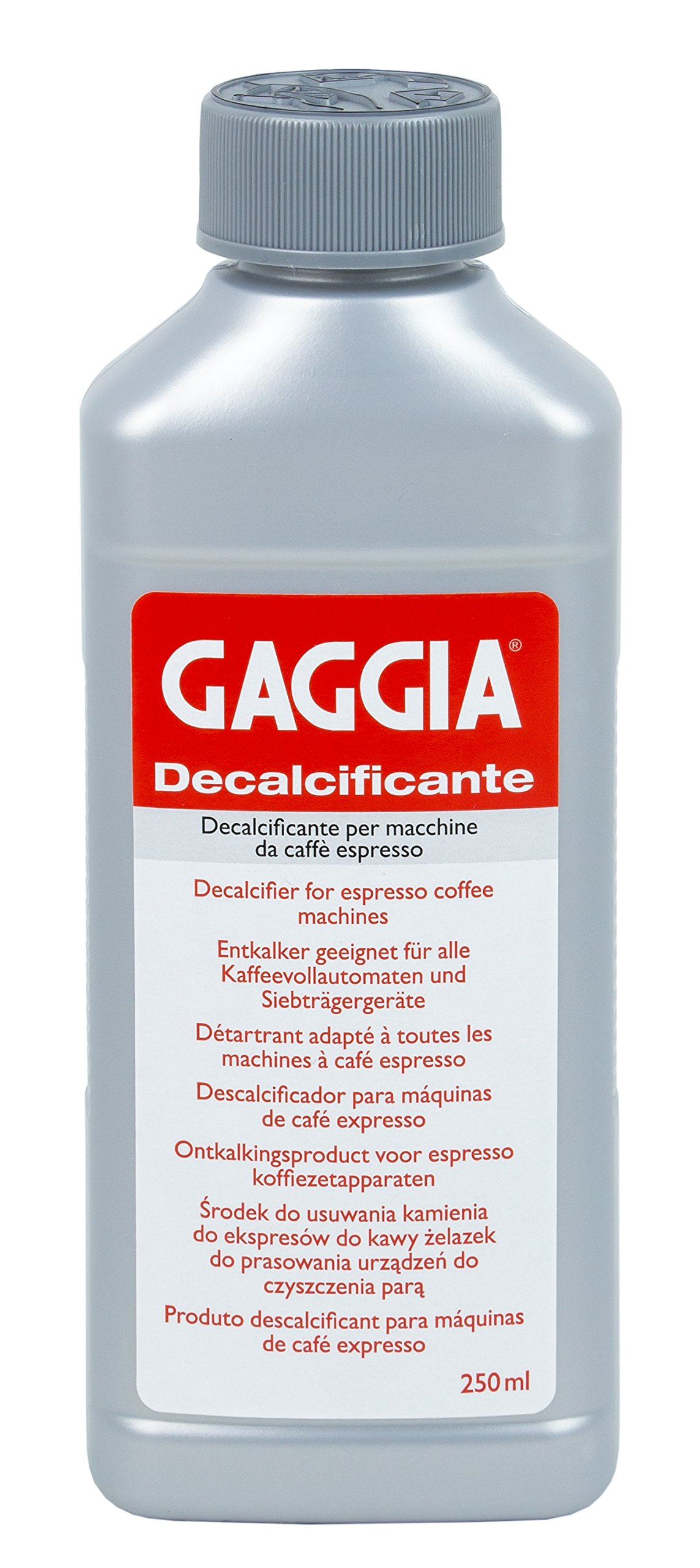 Gaggia Decalcifier Descaler Solution,250ml by Gaggia (Image #1)