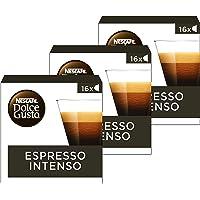 Nescafé Dolce Gusto Espresso Intenso Koffie Cups - 3 Doosjes Met 16 Capsules