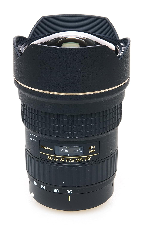 Tokina AT-X Pro 16-28mm f/2.8 FX: Amazon.es: Electrónica