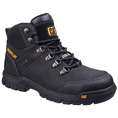 016363a038ab Caterpillar Mens CAT Framework S3 Safety Leather Boots: Amazon.co.uk ...
