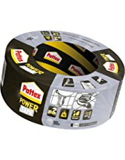 Pattex - Adhésif - Power Tape - Imperméable - 50 mtr - Gris
