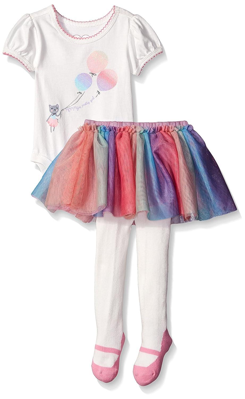 配送員設置 The Children's Place SHIRT ベビーガールズ ベビーガールズ 12 - - 18 18 Months Simply White Rainbow B0195A7N1O, モロツカソン:46d9e45e --- quiltersinfo.yarnslave.com