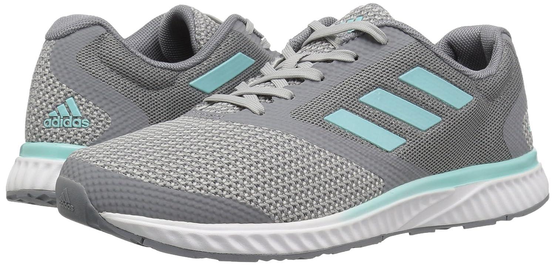 adidas Women's Edge Rc W Running Shoe B01N79LVR0 7.5 B(M) US|Grey Two/Metallic Silver/Energy Aqua