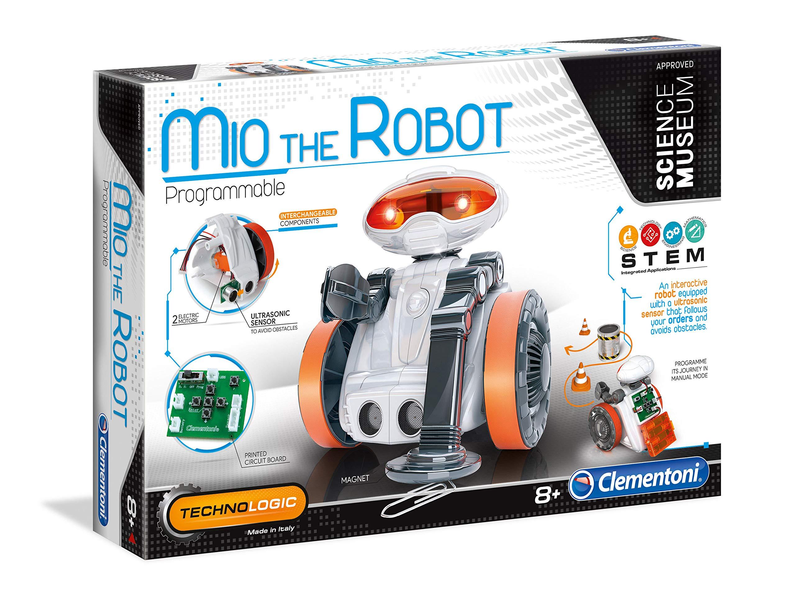Clementoni 61829 Science Museum - Mio The Robot