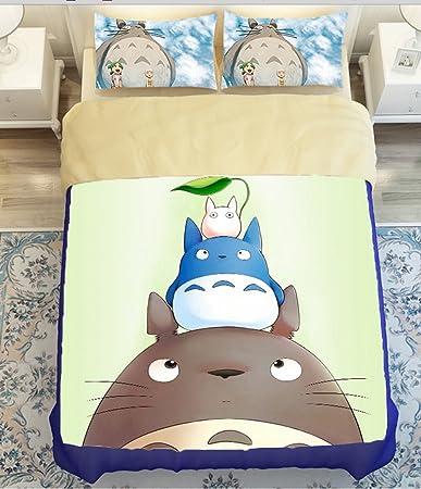 Come Fare Copripiumino.Sport Fare Il Mio Vicino Totoro Totoro Anime Series Cartoon Set