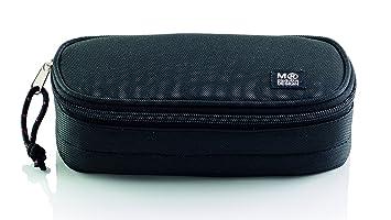 Miquelrius - Estuche Organizador Ovalado Negro Candy Tag ...