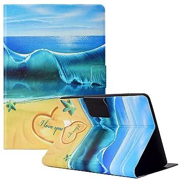 Dteck - Funda de piel sintética para Amazon Kindle Paperwhite, ultra delgada, con ranuras para tarjetas, para Kindle Paperwhite (compatible con todas ...