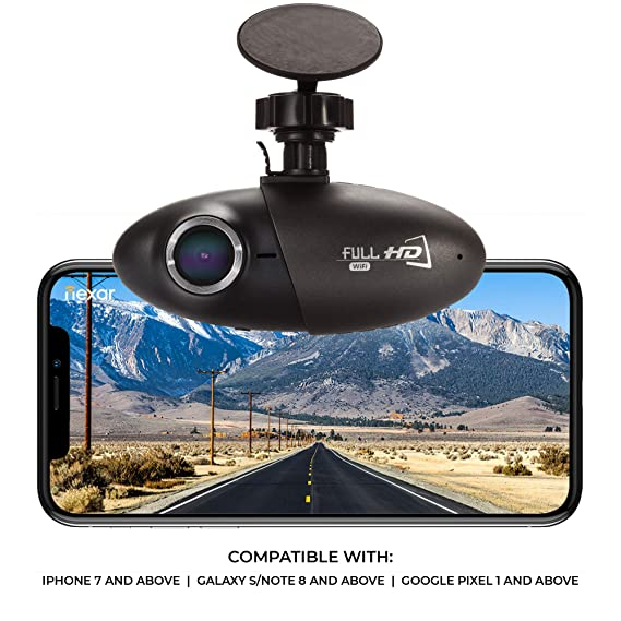 28fb8cc3381 Amazon.com  Dash Cam Powered by Nexar