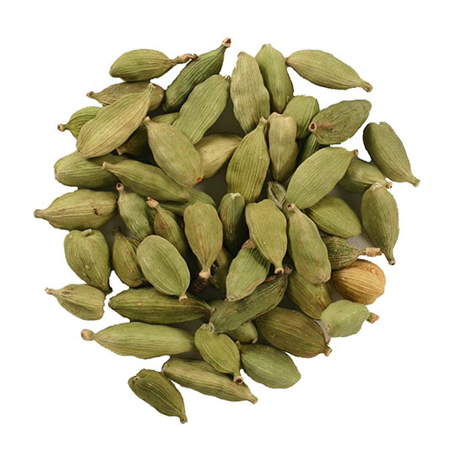 Amazon Com Frontier Co Op Cardamom Pods Green Whole Kosher 1 Lb Bulk Bag Elettaria Cardamomum L Maton Cardamom Seeds Spices And Herbs Grocery Gourmet Food