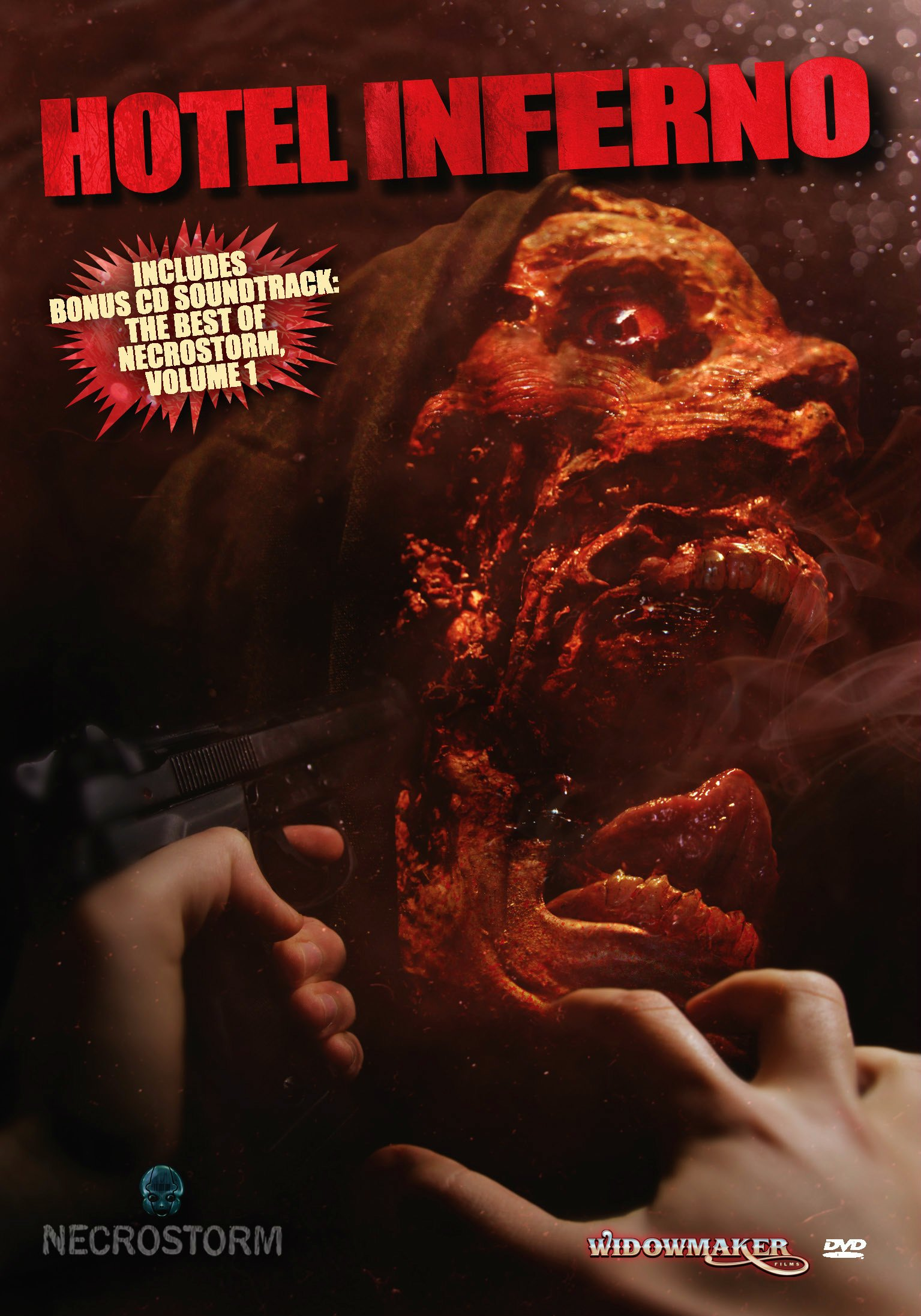 DVD : Hotel Inferno (Bonus CD, 2 Disc)