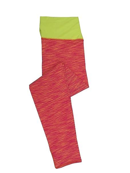 Amazon.com: Stay Dry calzas de yoga, elastizada, cintura ...