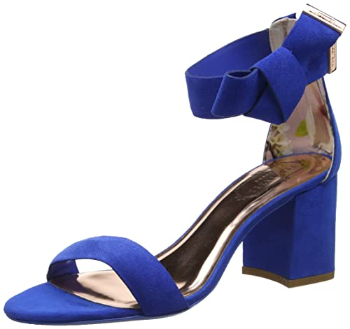 c6bdb7b61 TED BAKER KERRIA ANKLE STRAP SANDALS  Amazon.co.uk  Shoes   Bags