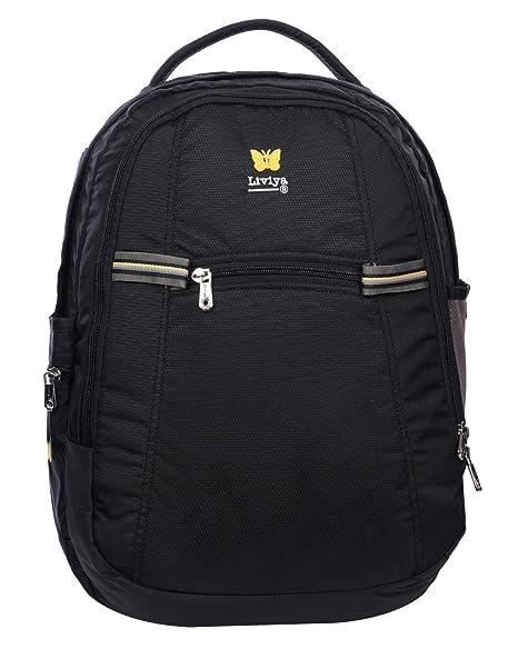 0cd86fd91ad38b Liviya Polyester Bags (Black): Amazon.in: Bags, Wallets & Luggage