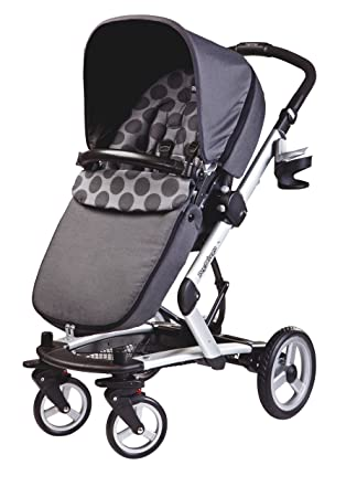 Amazon.com : Peg-Perego Skate System, Pois Grey (Discontinued by