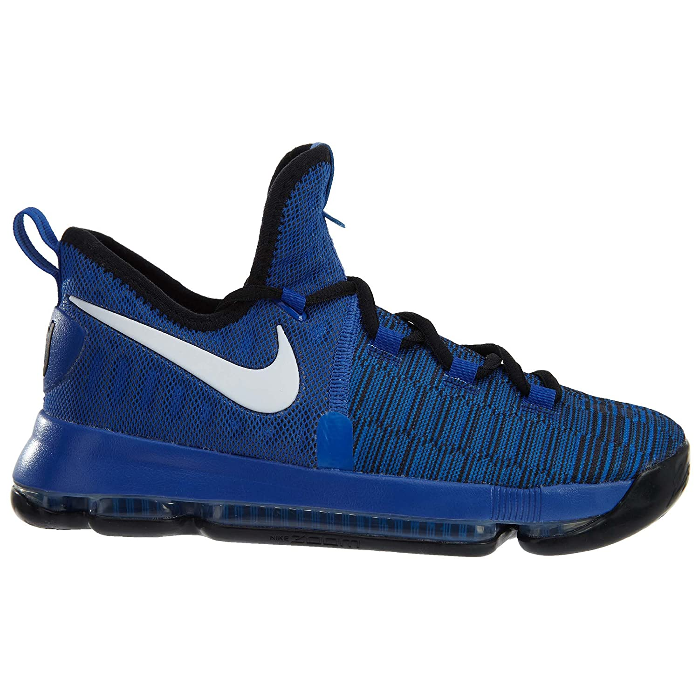 new style fb65d b912e Amazon.com   Nike Kids  Grade School Zoom KD 9 Basketball Shoes (6, Game  Royal)   Basketball