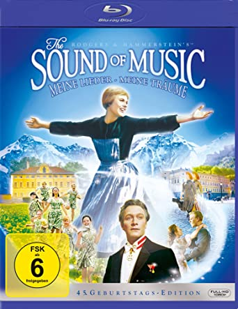 Amazon Com The Sound Of Music Meine Lieder Meine Traume Movies Tv