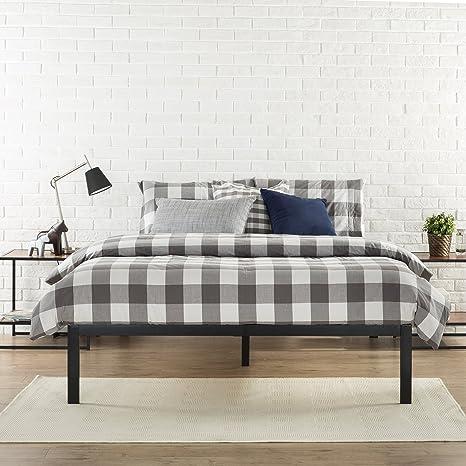 Amazon Com Zinus Mia Modern Studio 14 Inch Platform 1500 Metal Bed