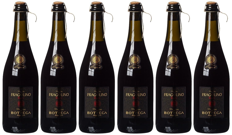 Bottega frago Lino Rosso Isabella dulce (6 x 0.75 l): Amazon.es: Alimentación y bebidas