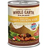 Whole Earth Farms Grain Free All Breed All Life Stages Wet Dog Food (Case of 12)