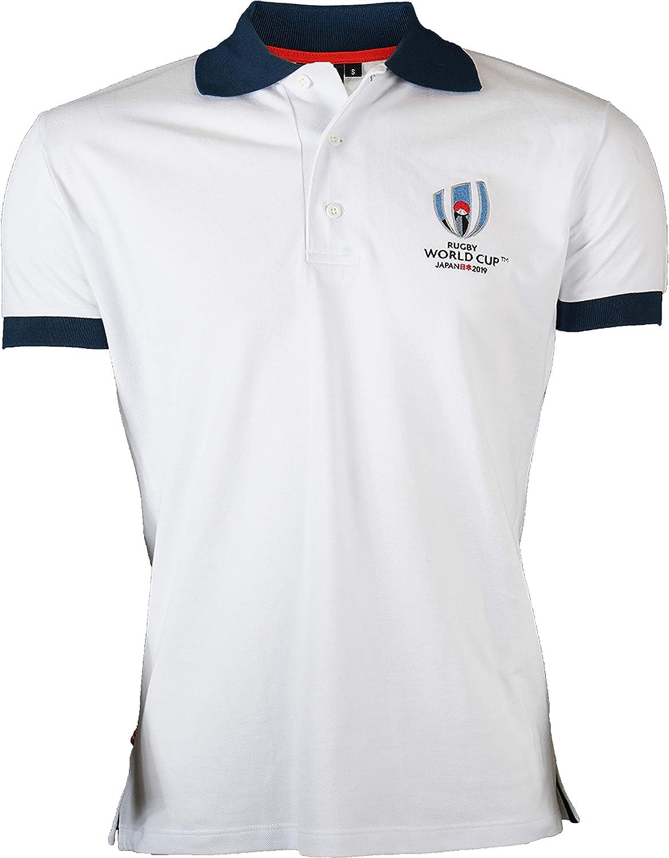 Rugby World Cup 2019 Webb Ellis Cup Short Sleeve Rugby ShirtNavy