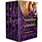 The Somerton Scandals Collection (Books 1-4): Steamy Regency Historical Romance