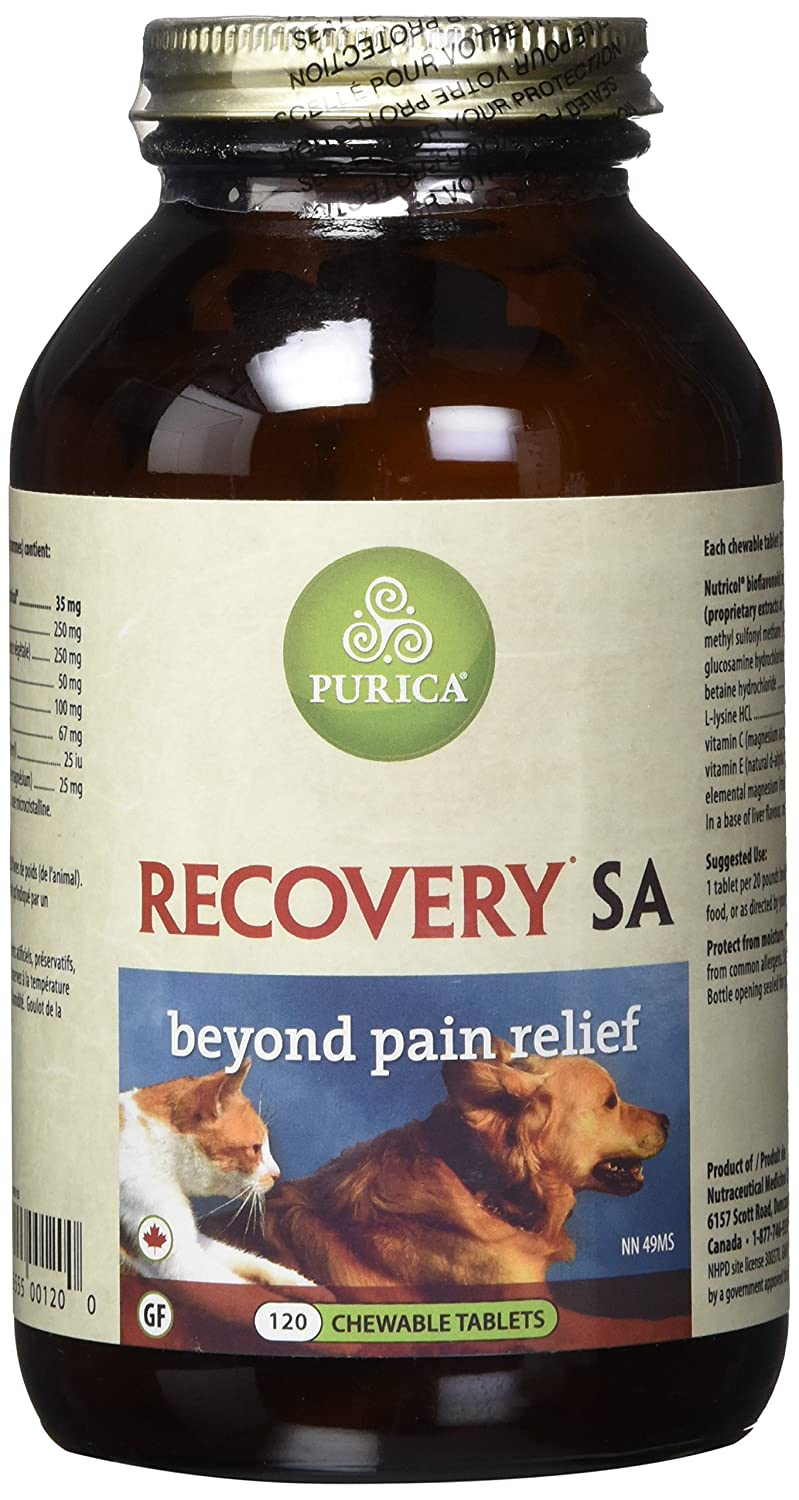 Purica RECOVERY SA with Nutricol Tablets 120 chewable tablets
