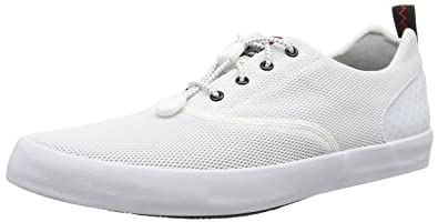 6090fb6f89f7 Sperry Men s Flex Deck Water Shoe White 10.5 ...
