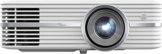Optoma UHD50 True 4K Ultra High Definition DLP Home Theater Projector for Entertainment and Movies with HDMI 2.0