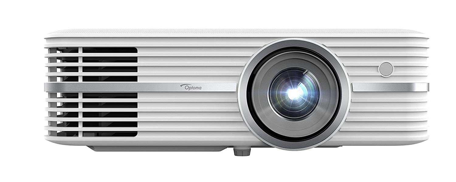 Optoma UHD50 True 4K Ultra High Definition DLP Home Theater Projector for  Entertainment and Movies with Dual HDMI 2 0 and HDR Technology