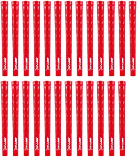 product image for Pure Grips Midsize DTX Red 25 Piece Golf Grip Bundle (