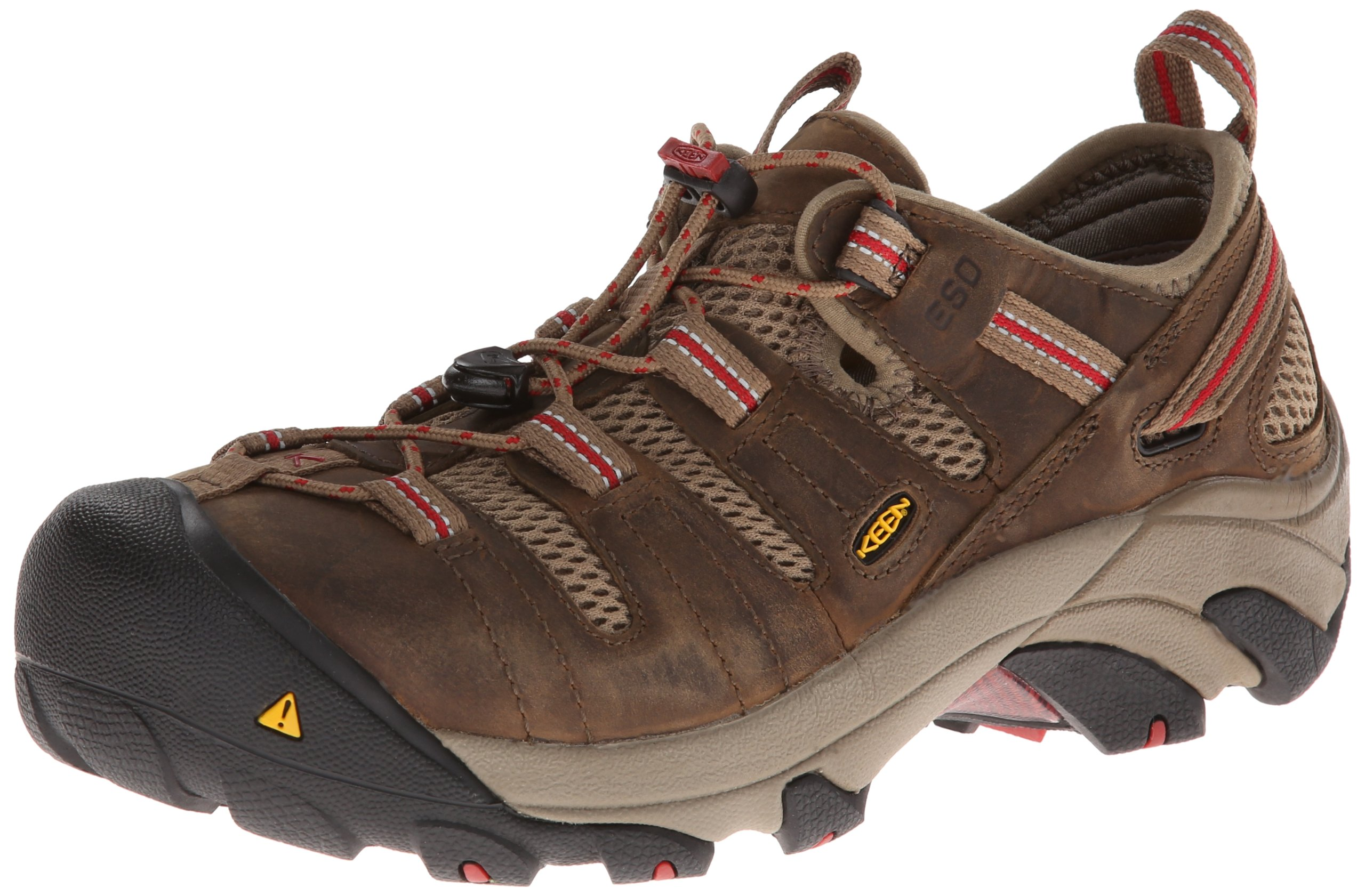Keen Utility Women's Atlanta Cool Steel Toe Shoe
