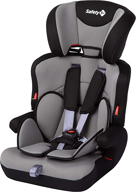 Safety 1st Ever Safe Plus Silla Coche grupo 1 2 3, crece con el ...