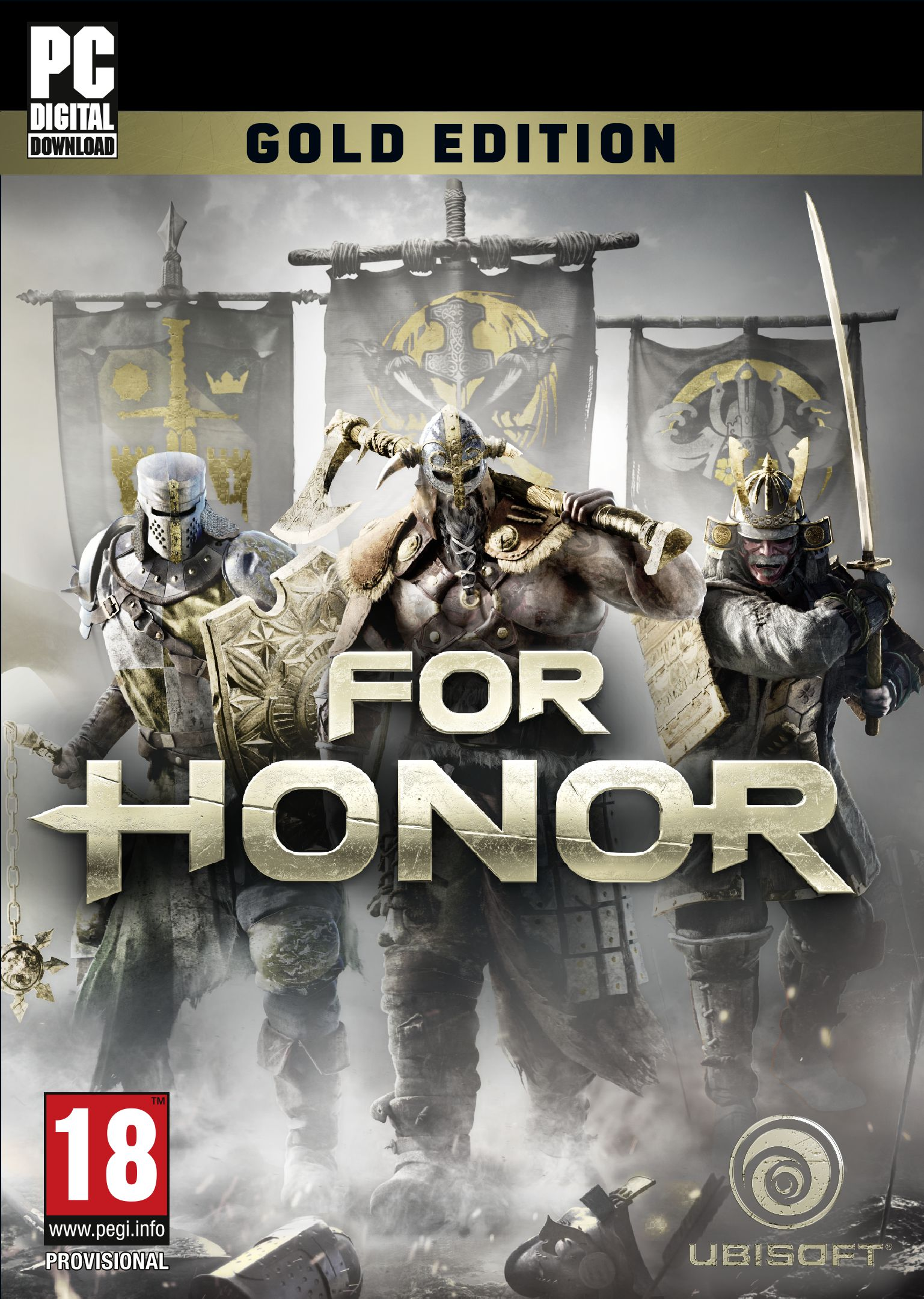 For Honor - Year 3 Pass - Year 3 Pass DLC | PC Download