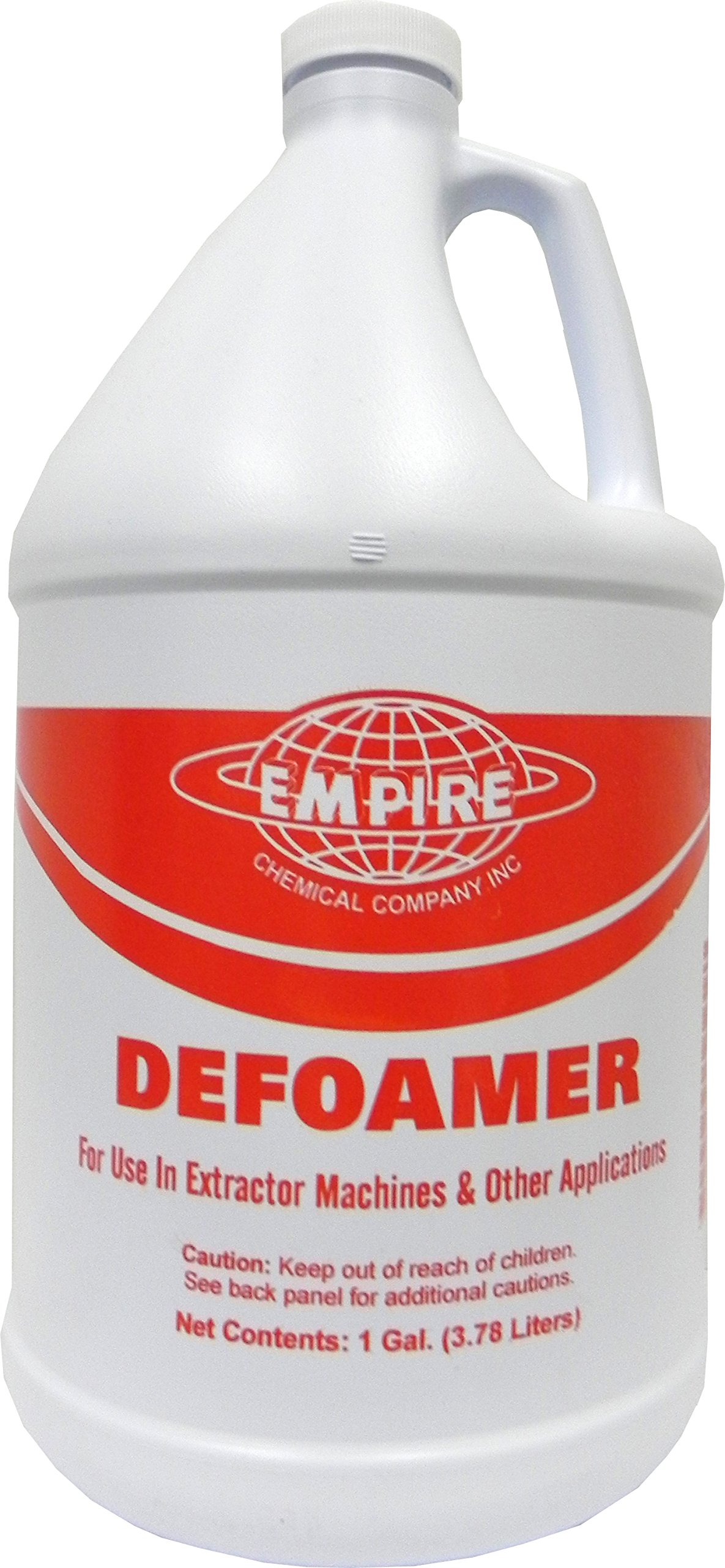 Empire Defoamer for Use in Extractor Machines and Other Applications by Empire Cleaning Supply