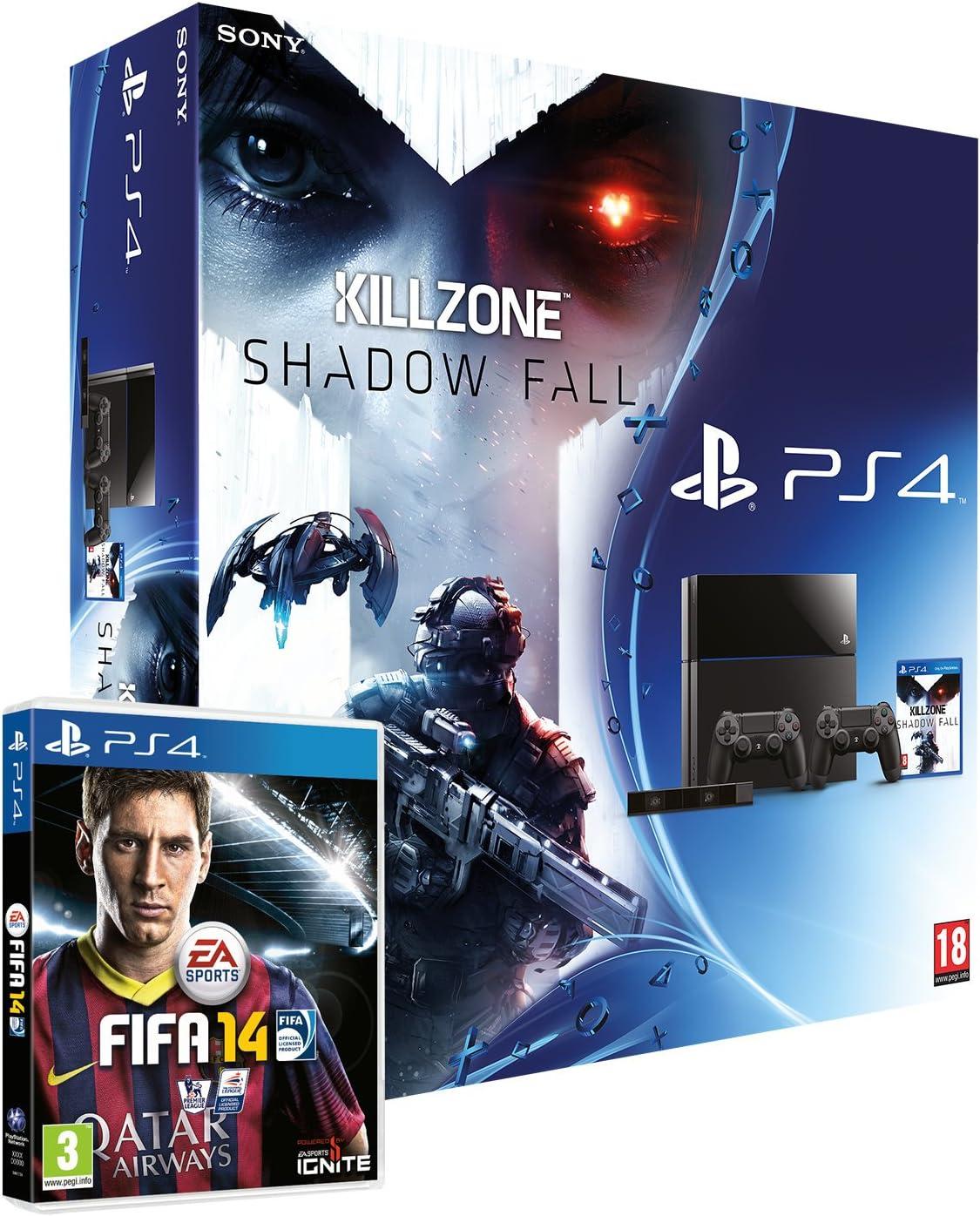 Sony PlayStation 4 Mega Pack (PS4) [Importación Inglesa]: Amazon ...