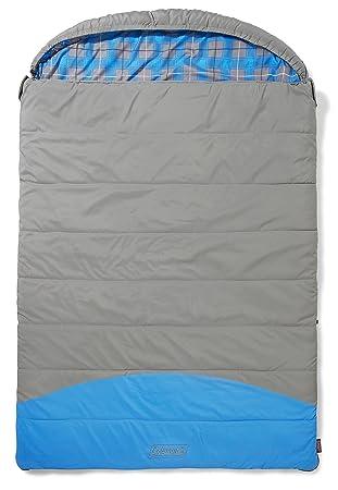 Coleman Lightweight Basalt Unisex Outdoor Sleeping Bag Available In Blue Grey