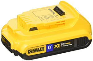DEWALT DCB203BT-2 20V MAX 2Ah Compact Battery with Blue Tooth (2 Pack)