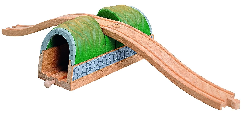 【全商品オープニング価格 特別価格】 Wooden With B00FAPJ74U Train Track Tunnel Wooden With Overpass B00FAPJ74U, 昭和町:5121044b --- a0267596.xsph.ru