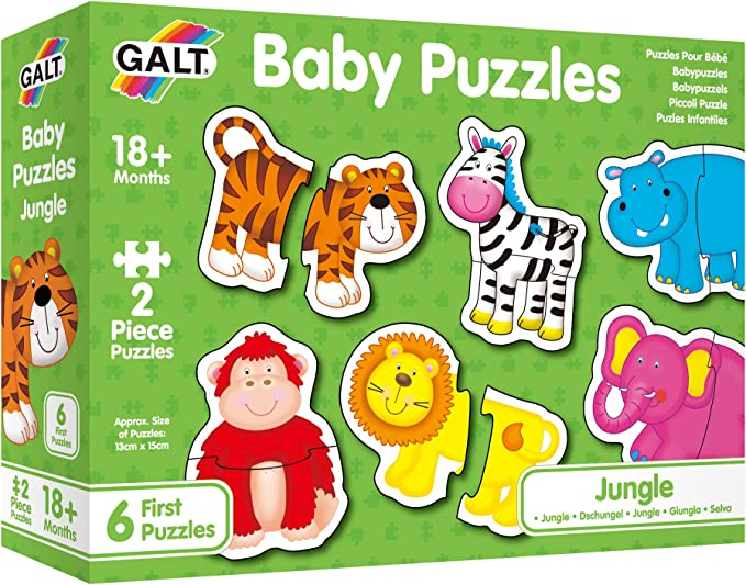 6 piece puzzles toddlers