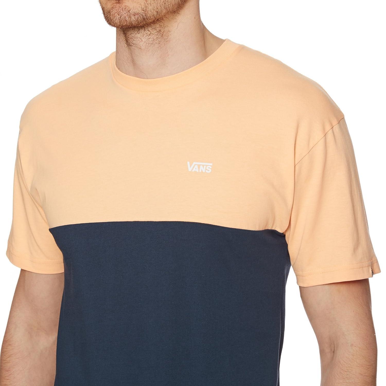 04dde86a6a Vans Men s Colorblock Tee Short Sleeve T - Shirt  Amazon.co.uk  Clothing