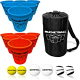 Bucket Ball - Beach Edition - Ultimate Beach, Pool, Yard, Camping, Tailgate, BBQ, Backyard, Lawn, Water, Wedding, Events, Ind
