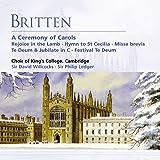 Britten: A Ceremony Of Carols Etc