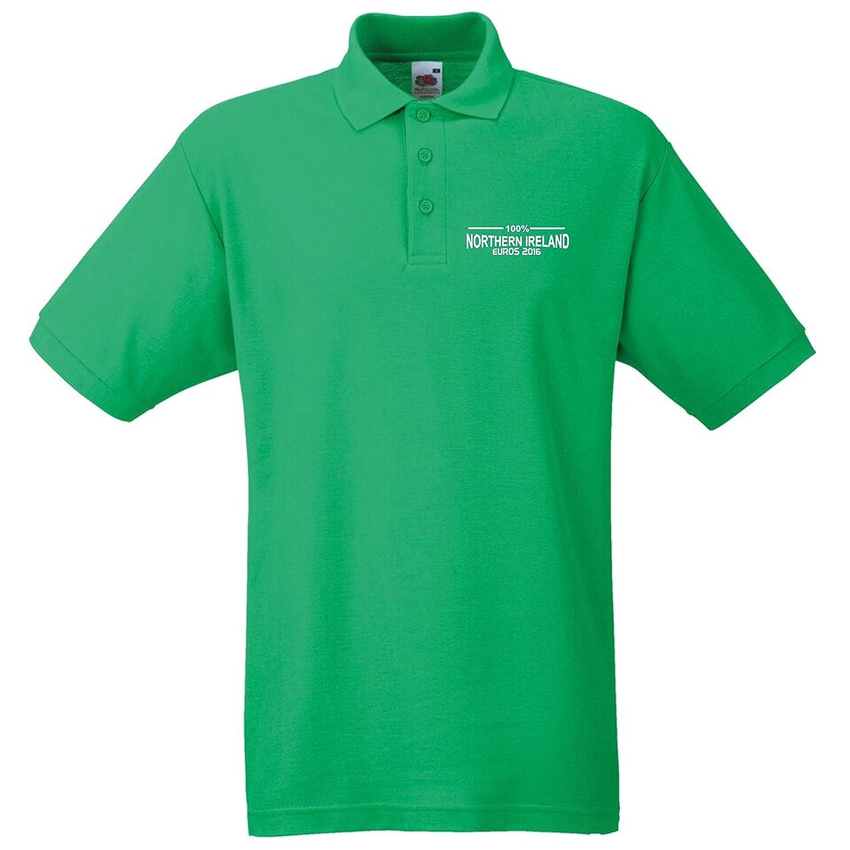 Novelty Polos - Polo - para hombre Verde verde large: Amazon.es ...