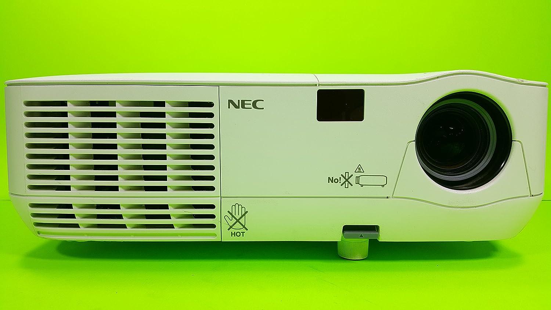 NEC NP115 Video - Proyector (2500 lúmenes ANSI, DLP, SVGA (800x600 ...